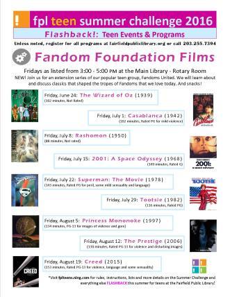 Fandoms Films